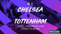 Premier League - Chelsea vs Tottenham Hotspur. (Bola.com/Dody Iryawan)