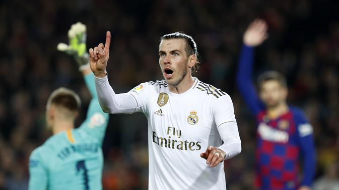 Agen Sebut Gareth Bale Bisa Selesaikan Kariernya di Real Madrid