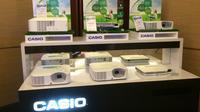 Di tengah meroketnya penjualan produk Casio, pasar produk proyektor di Asia Tenggara justru malah melemah sebanyak 15 persen.