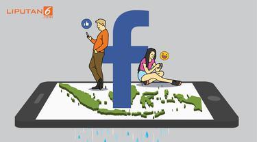 Banner Data Pengguna Facebook Indonesia Bocor