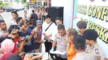 Kades Bategulung Korupsi Dana Desa (Fauzan/Liputan6.com)