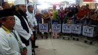Sejalan dengan Imbauan pemerintah pusat, Wali Kota Bengkulu Helmi Hasan juga meminta warga untuk melaksanakan Salat Ied 1440h di rumah saja. (Liputan6.com/Yuliardi Hardjo)