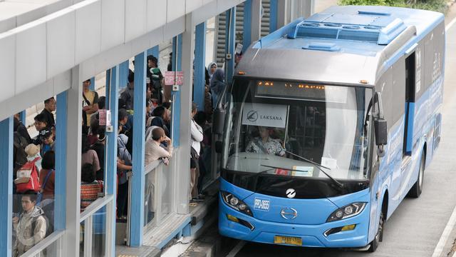 TransJakarta Corridors