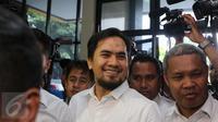 Kuasa hukum Saipul Jamil sudah menerima surat panggilan pemeriksaan dari KPK (Liputan6.com/Herman Zakaria)