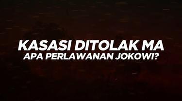 Mahkamah Agung menolak kasasi yang diajukan Presiden Joko Widodo terkait kasus kebakaran hutan dan lahan  di Kalimantan. Pemerintahan Jokowi akan melakukan perlawanan hukum melalui Peninjauan Kembali ke MA.