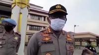 Kepala Kepolisian Resor Kota Sidoarjo Jawa Timur Kombes Pol Sumardji mengatakan, selama masa pemberlakuan PSBB, aparat Polresta Sidoarjo akan fokus pada upaya menciptakan rasa aman. (Liputan6.com/ Ist)