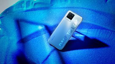realme 8 Pro - Infinite Blue.