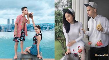6 Editan Foto Pria Bersama Pesinetron Cewek, Kreatifnya Kocak