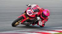 Pembalap Honda di ARRC 2019. (Bola.com/Dok. ARRC)