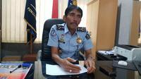Kepala Divisi Keimigrasian Kanwil Kemenkumham Jatim Pria Wibawa. (Foto: Liputan6.com/Dian Kurniawan)