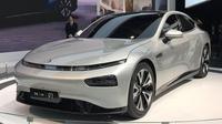 Mobil terbaru milik XPeng Motors, P7 siap menjadi rival Tesla Model 3 (Autocar)
