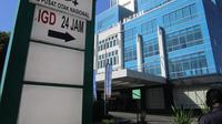 Inilah RS PON, yang diresmikan oleh Presiden RI Susilo Bambang Yudhoyono pada Senin (14/7/2014) pagi.