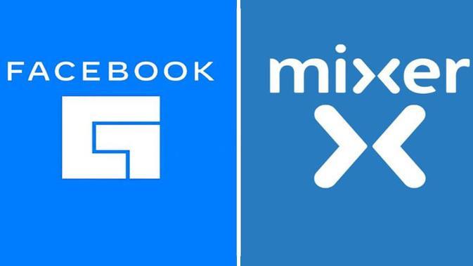 Facebook Gaming dan Microsoft Mixer. (Doc: Gamerant)