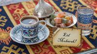 Ilustrasi Hari Raya Idul Fitri (iStockphoto)