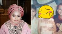 Potret transformasi Kekeyi dari kecil hingga jadi YouTuber hits. (Sumber: Facebook/Rahmawati Kekeyi Putri Cantikka)