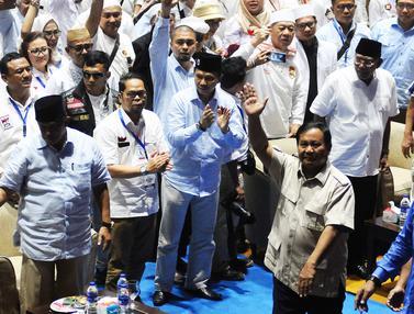 Syukur dan Munajat Kemenangan Prabowo-Sandiaga