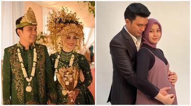 6 Potret Romantis Aldi Taher dan Sang Istri yang Kini Tengah Hamil Anak Pertama