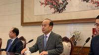 Duta Besar China untuk Indonesia, Xiao Qian (Liputan6.com/ Benedicta Miranti T.V)
