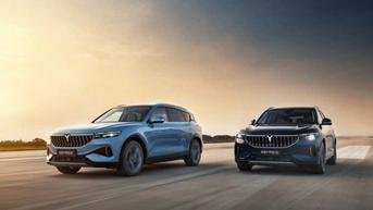 Pabrikan Mobil Cina Ini Siap Ramaikan Pasar Kendaraan Listrik di Eropa