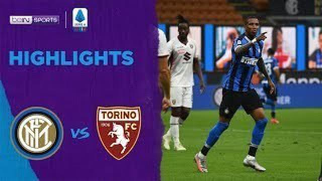 Berita Video Highlights Serie A, Inter Milan Menang Lawan Torino 3-1