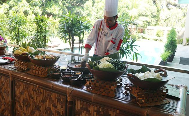 Chef Bagus Sumargono/ copyright by Vemale.com