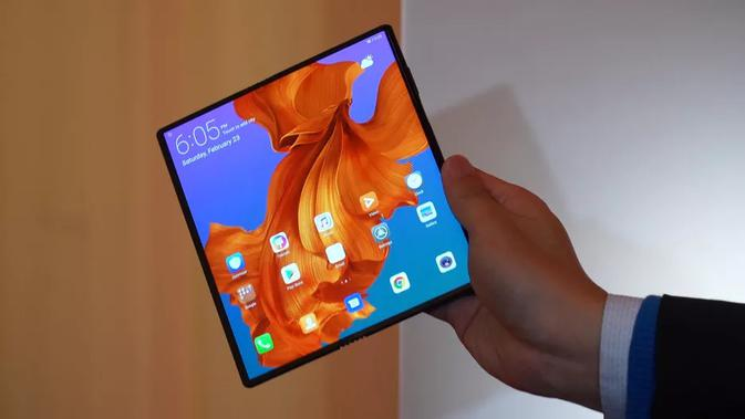 Huawei Mate X (Foto: CNET)