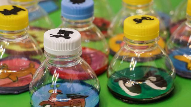 Cara Membuat Kerajinan Dari Botol Bekas Unik Dan Kreatif