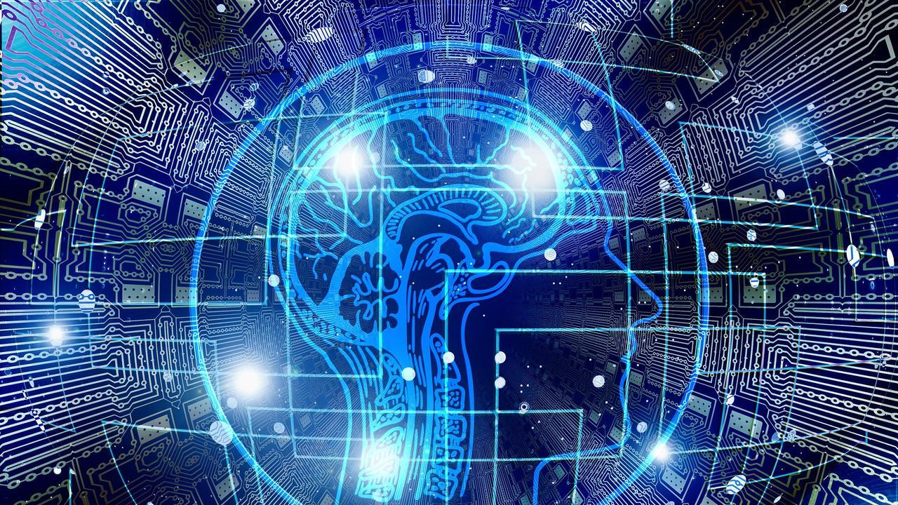 Ilustrasi Artificial Intelligence (AI), Machine Learning (ML). Kredit: Gerd Altmann from Pixabay