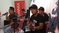 "Wali band kembali memperkenalkan single terbarunya pada 2019 ini, ""Wasiat Sang Kekasih"". (Nagaswara)"