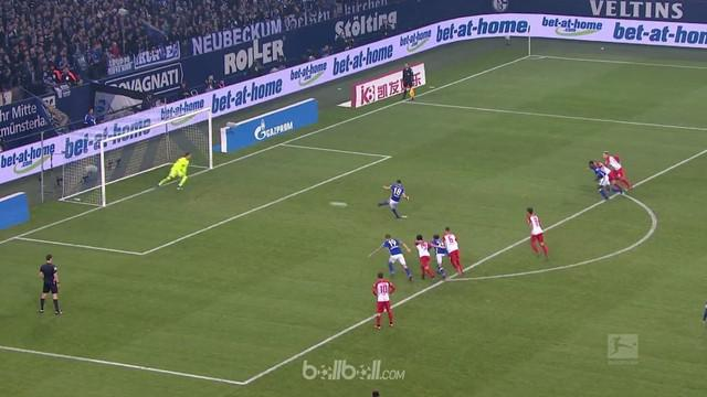 Berita video highlights Bundesliga 2017-2018 antara Schalke melawan Augsburg dengan skor 3-2. This video presented by BallBall.