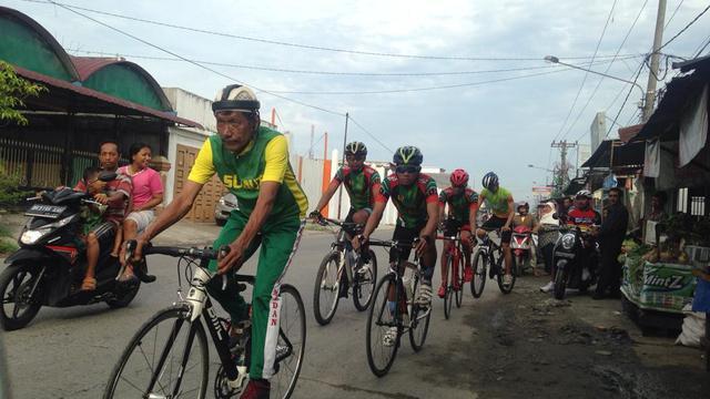 Sutiyono, Dari Sepeda Rakitan hingga Jadi Legenda Balap Sepeda #IniIndonesiaku