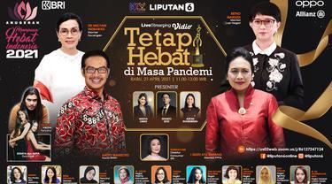 Anugerah Perempuan Hebat Indonesia 2021