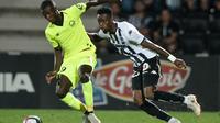 Arsenal inginkan Nicolas Pepe (JEAN-FRANCOIS MONIER / AFP)