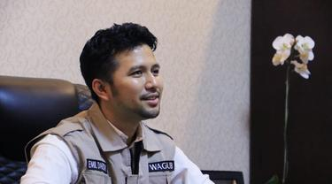 Wakil Gubernur Jawa Timur Emil Dardak