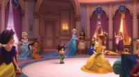 Film animasi Ralph Breaks the Internet: Wreck-It Ralph 2. (Disney)