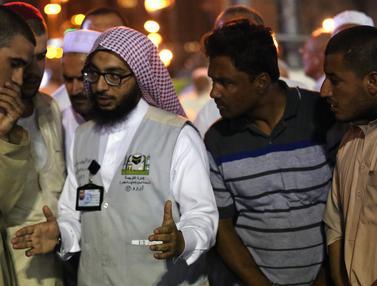 Saudi Kerahkan Penerjemah Bahasa Bagi Jemaah Haji