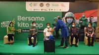 Grab dan Good Doctor hadirkan pusat vaksinasi di Nusa Dua Bali. (Foto: Grab Indonesia)