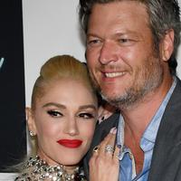 Gwen Stefani dan Blake Shelton (Ethan Miller / AFP)