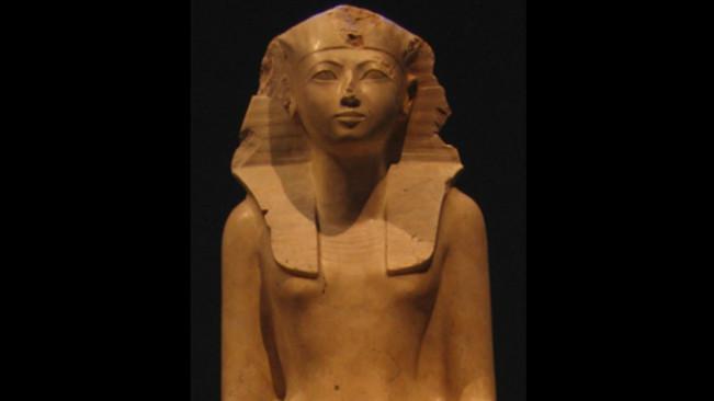 Firaun Hatshepsut. (Sumber Wikimedia Commons)