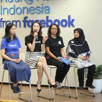 Inilah yang dilakukan Facebook pada komunitas di Indonesia. (Fotografer: Daniel Kampua/FIMELA.COM)