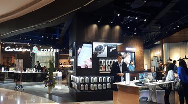 Samsung Galaxy International Experience Store