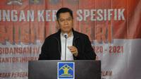 Wakil Ketua Komisi III DPR RI Adies Kadir