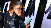 Zaihani Mohd Zain, salah seorang praktisi mode Malaysia yang berpendapat bahwa orang gemuk tidak pantas datang ke peragaan busana (AP/Newsheads/Syakieb Ahzan)