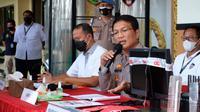 Direktorat Reserse Kriminal Khusus (Ditreskrimsus) Polda Kalsel menyita sebanyak 4.717 tabung LPG 3 Kg bersubsidi