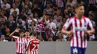 Joao Felix (kiri) tampil memukau saat Atletico Madrid kalahkan Juventus  Jonathan (NACKSTRAND / AFP)