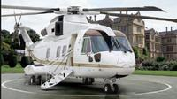 Yuk, intip kerennya helikopter Bapak Presiden Joko Widodo dan Barack Obama!