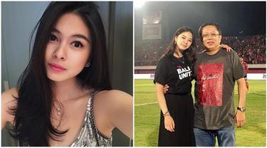 Potret Cantik Putri Pemilik Bali United Ini Bikin Terpesona (sumber:Instagram/adelleodelia)