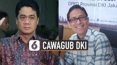 Gerindra dan PKS usulkan dua nama calon  wakil gubernur DKI Jakarta. Keduanya Ahmad Riza Patria dari Gerindra dan Nurmansyah Lubis dari PKS.