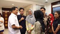 Tidak sedikit pelajar Indonesia yang merupakan perokok aktif, walau sudah diadakan penyuluhan soal bahayanya. (Dok: Moeldoko)