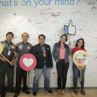 Di Facebook, Komunitas berkumpul dan membuat kontribusi di dunia nyata. (Sumber foto: Nurwahyunan/FIMELA.com)